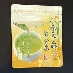 八女茶のひと時抹茶入玄米茶